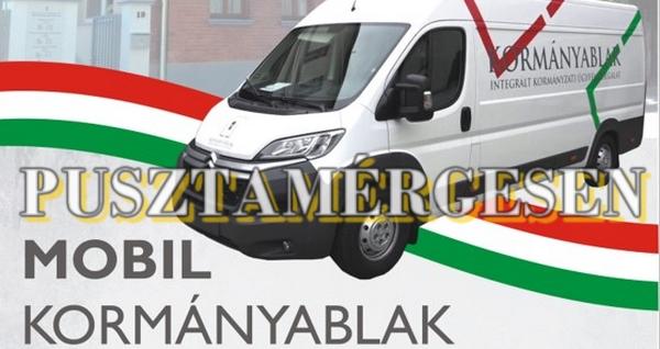 Kormányablak Busz '21/8. @ Polgármesteri Hivatal